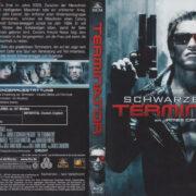 Terminator (1984) R2 German Blu-Ray Cover & label