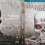 Terminator 2: Judgment Day (1991) (Special Edition) R2 German Blu-Ray Cover & label