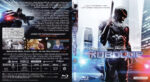 RoboCop (2014) R2 German Blu-Ray Cover & label