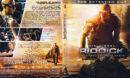 Riddick - Überleben ist seine Rache (Extended Cut) (2014) R2 German Blu-Ray Covers & label
