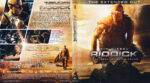 Riddick – Überleben ist seine Rache (Extended Cut) (2014) R2 German Blu-Ray Covers & label
