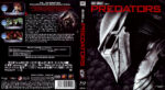 Predators (2010) R2 German Blu-Ray Cover & label