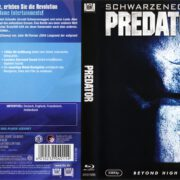 Predator (1987) R2 German Blu-Ray Cover & labels