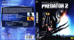 Predator 2 (1990) R2 German Blu-Ray Cover & label