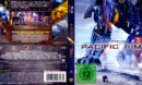 Pacific Rim (2013) R2 German Blu-Ray Cover & label