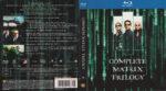 Matrix – Trilogy (2013) R2 German Blu-Ray Covers & labels
