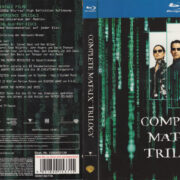 Matrix – Trilogy (2013) R2 German Blu-Ray Covers & labels