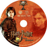 Harry Potter und der Feuerkelch (2005) R2 German Custom label