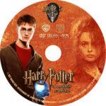 Harry Potter und der Orden des Phönix (2007) R2 German Custom Label