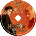 Harry Potter und der Halbblutprinz (2009) R2 German Custom Label