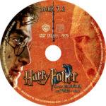 Harry Potter und die Heiligtümer des Todes – Teil 2 (2011) R2 German Custom Label