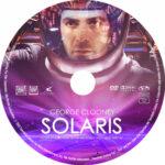 Solaris (2002) R2 German Custom Label