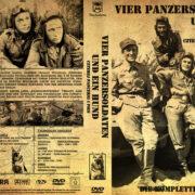 Vier Panzersoldaten und ein Hund (1970) R2 German Custom Cover