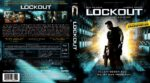 Lockout (2012) R2 German Blu-Ray Cover & label