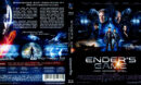 Ender's Game - Das Grosse Spiel (2013) R2 German Custom Blu-Ray Cover & label