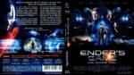 Ender's Game – Das Grosse Spiel (2013) R2 German Custom Blu-Ray Cover & label