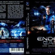 Ender's Game – Das Grosse Spiel (2013) R2 German Custom Blu-Ray Cover & label