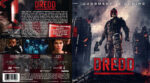 Dredd (2012) R2 German Blu-Ray Cover & label