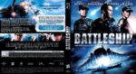 Battleship (2012) R2 German Blu-Ray Cover & label
