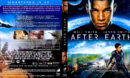 After Earth (2013) R2 German Blu-Ray Cover & label