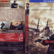96 Hours – Taken 2 (Extended Cut) (2013) R2 German Blu-Ray Covers & labels