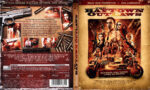 Baytown Outlaws (2012) R2 German Blu-Ray Cover & label