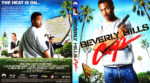 Beverly Hills Cop (1984-2011) R2 German Blu-Ray Cover