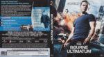 Das Bourne Ultimatum (2010) R2 German Blu-Ray Cover & label