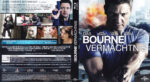 Das Bourne Vermächtnis (2012) R2 German Blu-Ray Cover & label