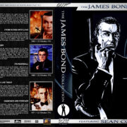 007 Sean Connery Collection (6) (1962-1971) R1 Custom Cover