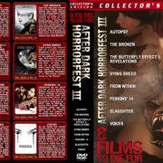 After Dark Horrorfest 3 (2007-2009) R1 Custom Cover