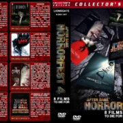 After Dark Horrorfest 4 (2008-2010) R1 Custom Covers