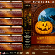 Animated Spooky Collection – Volume 2 (2009-2012) R1 Custom Covers