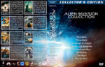 Alien Invasion Collection (8) (2007-2013) R1 Custom Cover