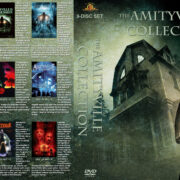 The Amityville Collection (9) (1979-2005) R1 Custom Cover