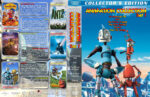 Animation Collection – Set 1 (1986-2006) R1 Custom Cover