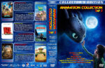 Animation Collection – Set 3 (2009-2010) R1 Custom Cover
