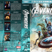 The Avengers Collection (9) (2003-2013) R1 Custom Cover