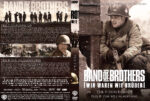 Band of Brothers – DVD 4 – Teil 7 & 8 (2002) R2 German Custom Cover & label