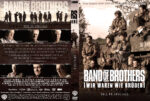 Band of Brothers – DVD 6 – Specials (2002) R2 German Custom Cover & label