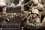 The Pacific – DVD 4 – Teil 7 & 8 (2010) R2 German Custom Cover & label
