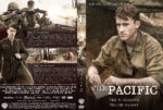 The Pacific – DVD 5 – Teil 9 & 10 (2010) R2 German Custom Cover & label
