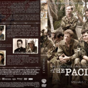 The Pacific - DVD 6 - Specials 1 (2010) R2 German Custom Cover & label
