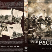 The Pacific - DVD 7 - Specials 2 (2010) R2 German Custom Cover & label
