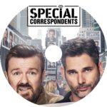 Special Correspondents (2016) R0 CUSTOM Label