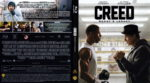 Creed – Rocky's Legacy (2015) R2 German Blu-Ray Cover & label