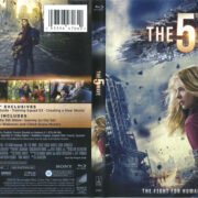 The 5th Wave (2016) R1 Blu-Ray Cover & labels