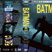 Batman Animated Collection (1993-2011) R1 Custom Cover