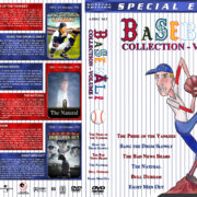 Baseball Collection – Volume 1 (1942-1988) R1 Custom Covers