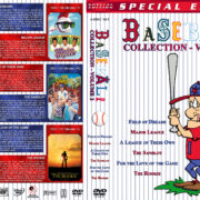 Baseball Collection – Volume 2 (1989-2002) R1 Custom Covers